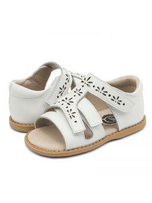 Livie and Luca Melody Bright White