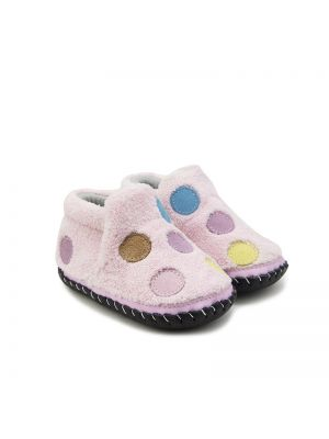 Pediped Originals Boo Pink Polka Dot