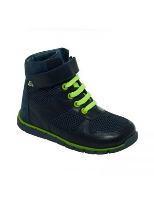 Scholl Kids Baxley Boot Navy