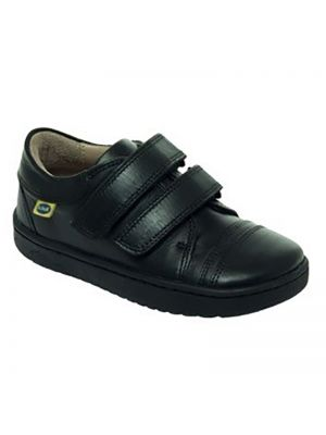 Scholl Kids Bob Double Velcro Black