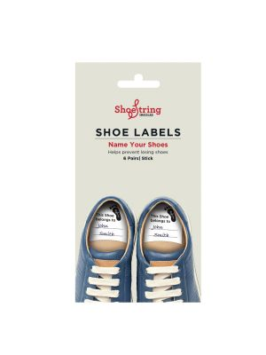 Shoe String Kid's Shoe Labels