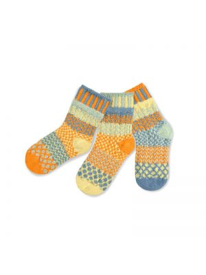 Solmate Kids Socks Puddle Duck