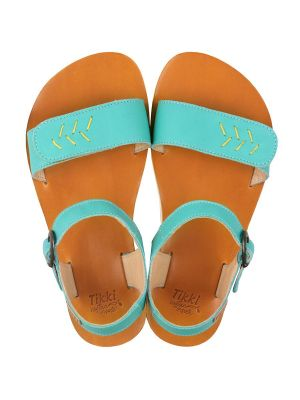 Tikki Ladies Vibe Sandal Golden Turquoise