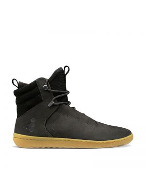 Vivobarefoot Ladies Kasana Boot Black