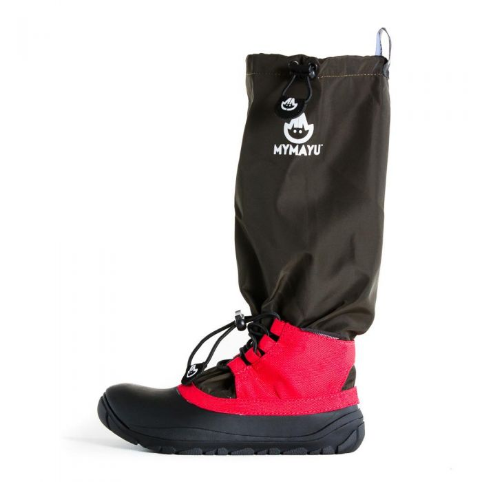 MyMayu Kids Traveller Boot Red