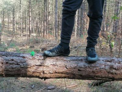Trialling a Trail Glove - Footwear engineered for the Great Outdoors