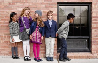 Our guide to buying school shoes on our website