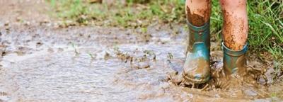 Barefoot Wellington Boots