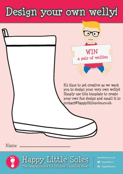 Design your own Wellington Boot